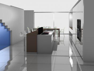 Conception 3D - Villa Cap Est © Pado
