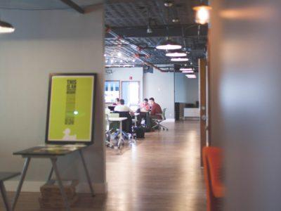 Pado, c'est aussi la réalisation d'espaces professionnels