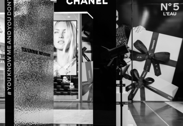 Stand Chanel