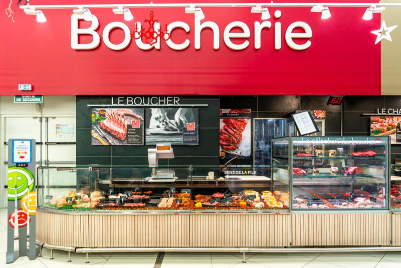 Food Zone Carrefour Génipa