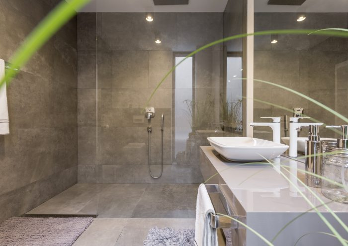 Service d'Aménagement Pado  Salle de bain Moderne